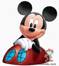 Lampara mesilla figura 3d mickey mouse clubhouse - Alfombras mickey mouse ...